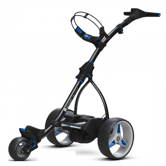 MotoCaddy S5 Connect - Black i gruppen Golfhandelen / Golfvagnar / Elektriska Golfvagnar hos Golfhandelen Strömstad AB (MC_S5CON_BLK)