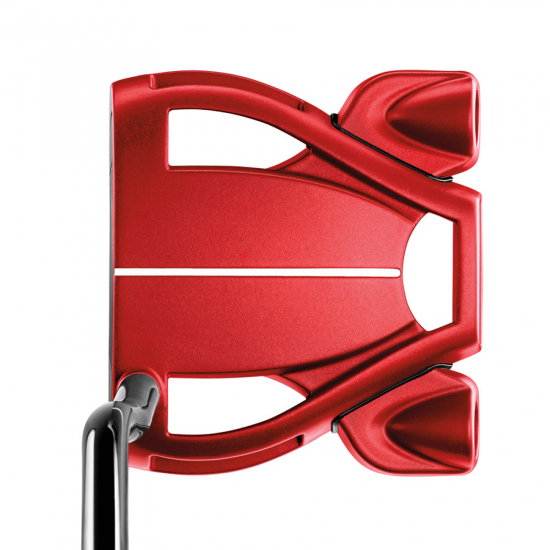 Spider Tour Red Double Bend 35